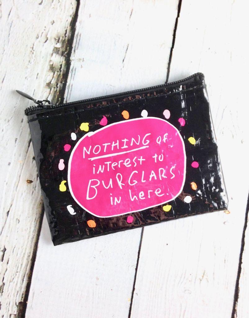 Burglars Coin Purse