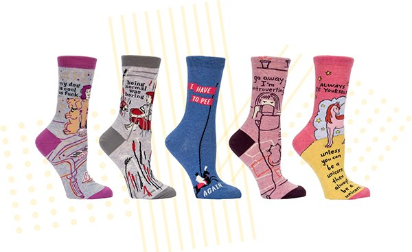 New Sock Styles!
