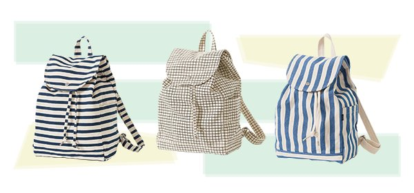 Fly Canvas Backpacks