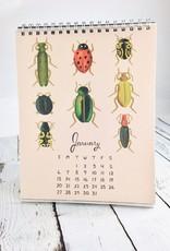 Midnight Menagerie 2019 Desk Calendar