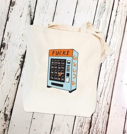 Fucks Vending Tote Bag