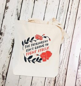 Fight the Patriarchy Tote Bag