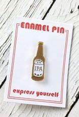 IPA Bottle Enamel Pin