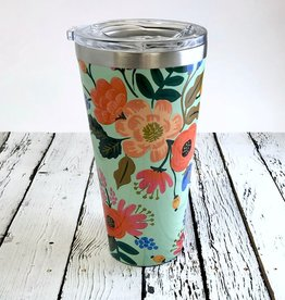 Mint Rifle Paper Co 16oz Tumbler