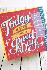 Today is going to be a Great Day 2019 Daily Desk Calendar