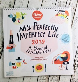 My Perfectly Imperfect Life 2019 Wall Calendar
