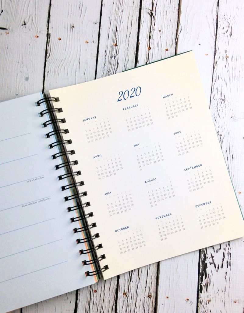 2019 Engagement Calendar: ECOlogical Calendar