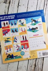 The RBG Workout: How She Stays Strong . . . And You Can Too!2019 Wall Calendar