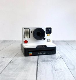 White One Step 2 VF Polaroid