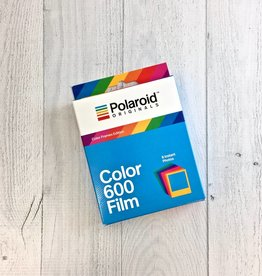 600 Color Polaroid Film with Color Frames