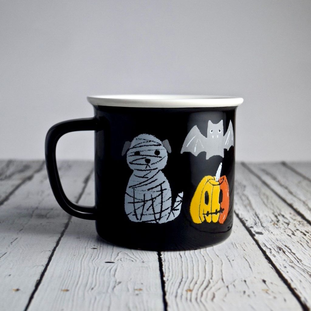 Happy Howloween Heritage Mug
