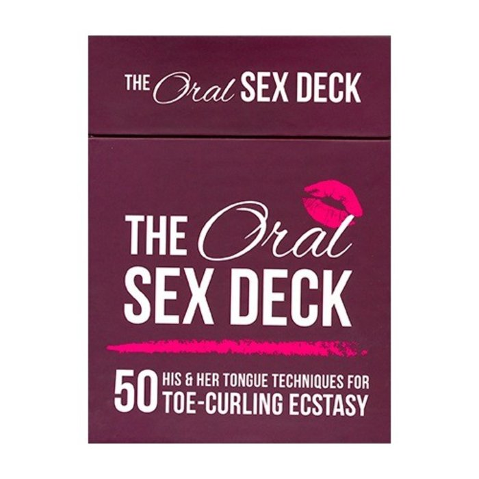 ORAL SEX DECK