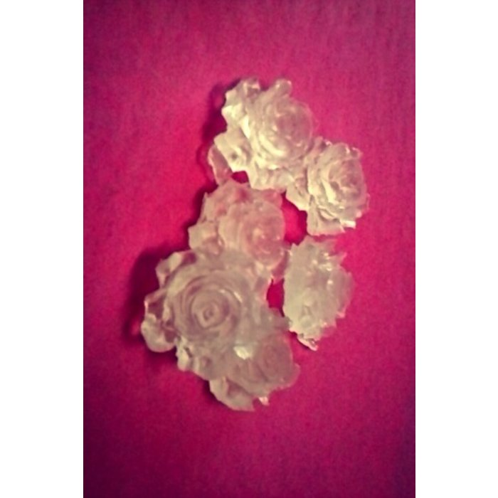 CRYSTAL ROSE SOAP