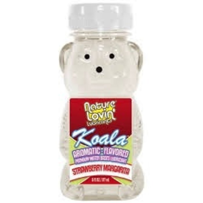 'NATURE LOVIN'' KOALA LUBE- STRAWBERRY MARGARITA'