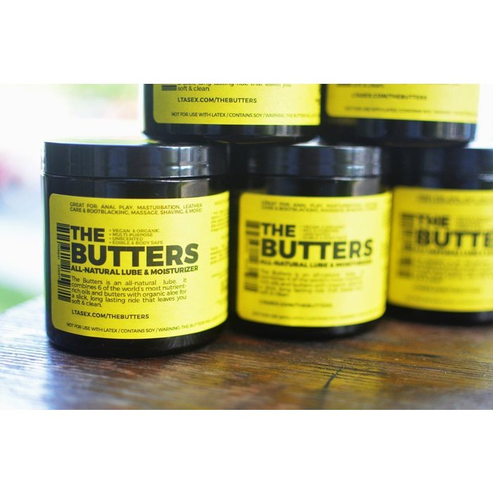 THE BUTTERS, 4 OZ