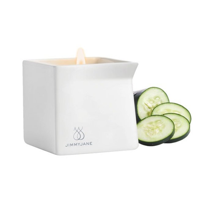 CUCUMBER WATER MASSAGE CANDLE