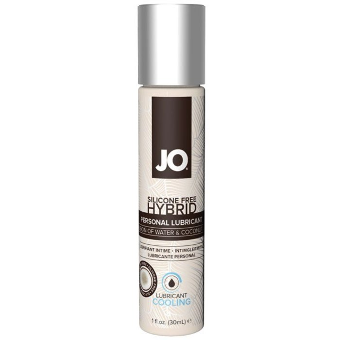 JO WATER AND COCONUT LUBE 1 OZ