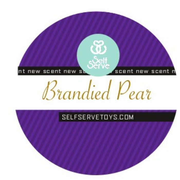 BRANDIED PEAR MASSAGE CANDLE SMALL
