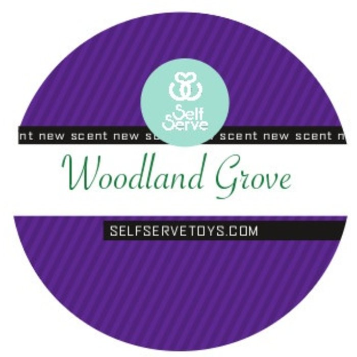 WOODLAND GROVE MASSAGE CANDLE SMALL