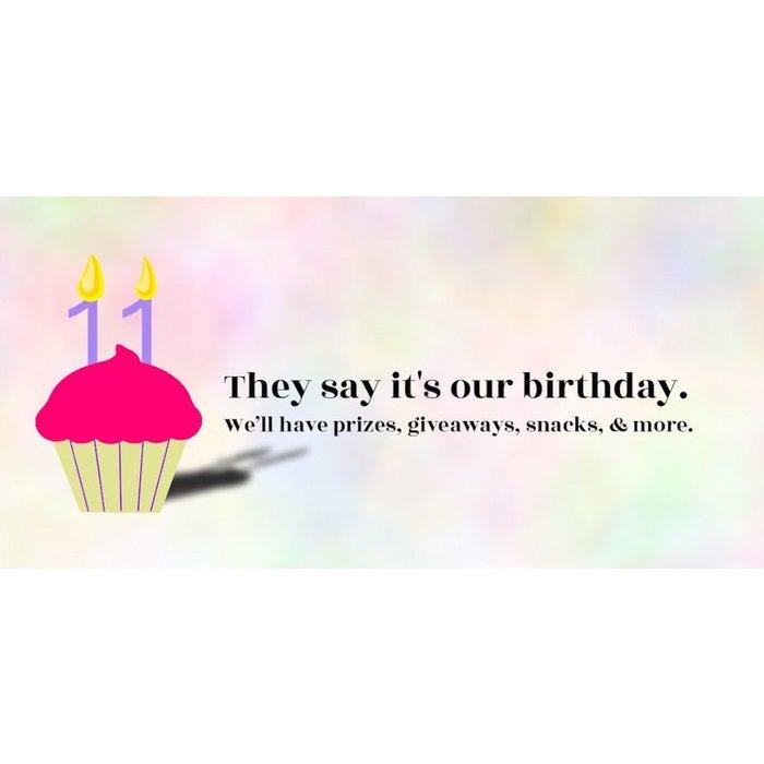 01.20.2018 SELF SERVE'S 11 YEAR BIRTHDAY PARTY
