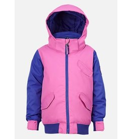 burton Burton, Girls Minishred Twist Bomber Jacket