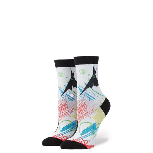 stance stance girls dr doodle sock the circle