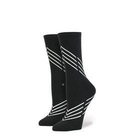 Stance Stance, Womens Reserve Blackout Sock