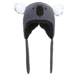 Kombi Kombi, The Sherpa Animal Children Hat