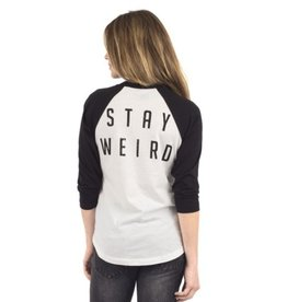 Lira Lira, Stay weird Raglan