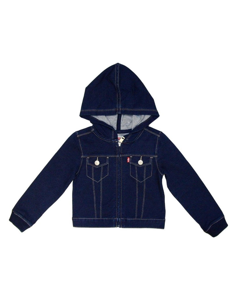 Levis Levis, Infant D18 French Terry Jacket