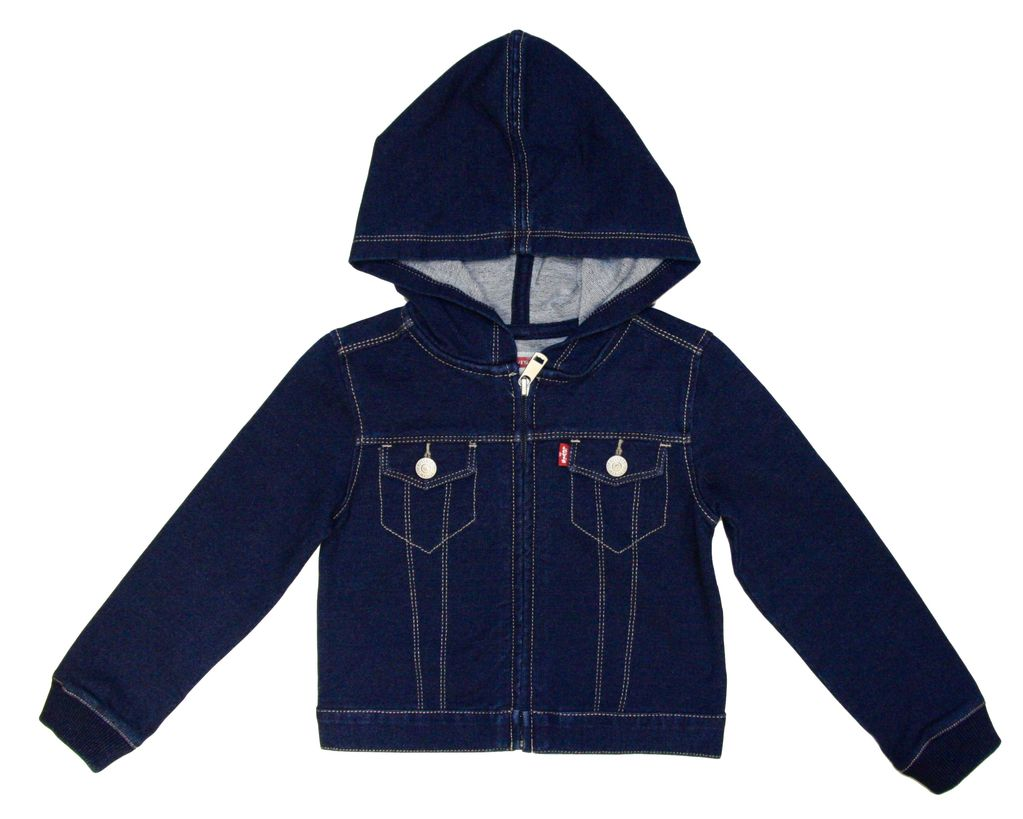 Levis Levis, Infant D18 French Terry Jacket