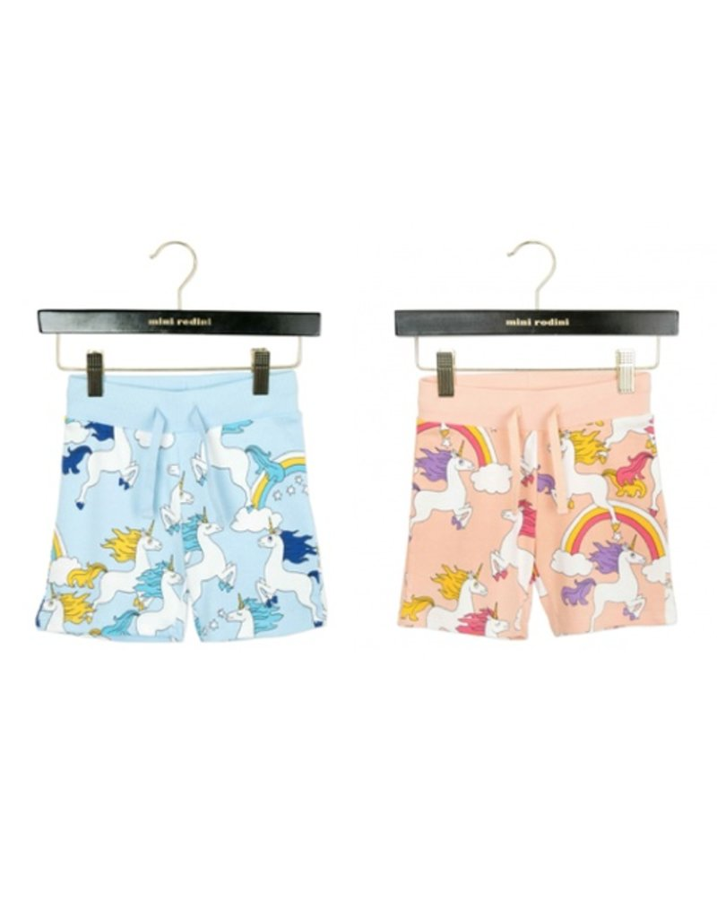 MiniRodini Mini Rodini, Unicorn Sweatshorts