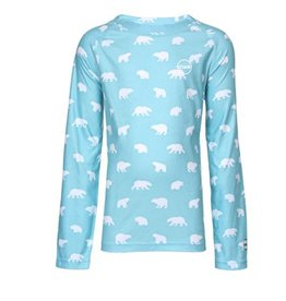 Kombi Kombi, Body 3 Printed Snuggly Fleece Junior Top