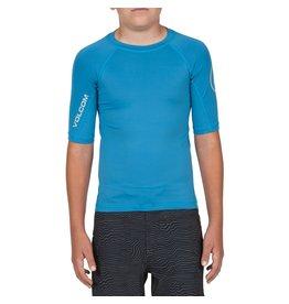 Volcom Volcom, Lido Solid Short Sleeve Rashguard