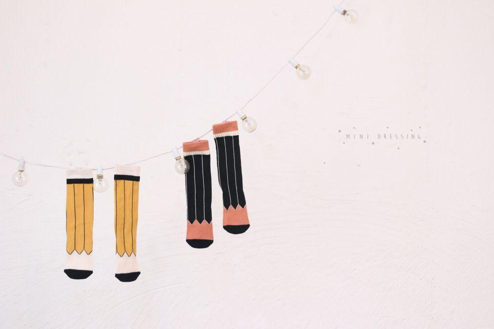 Mini Dressing Mini-Dressing, Pencil Sock