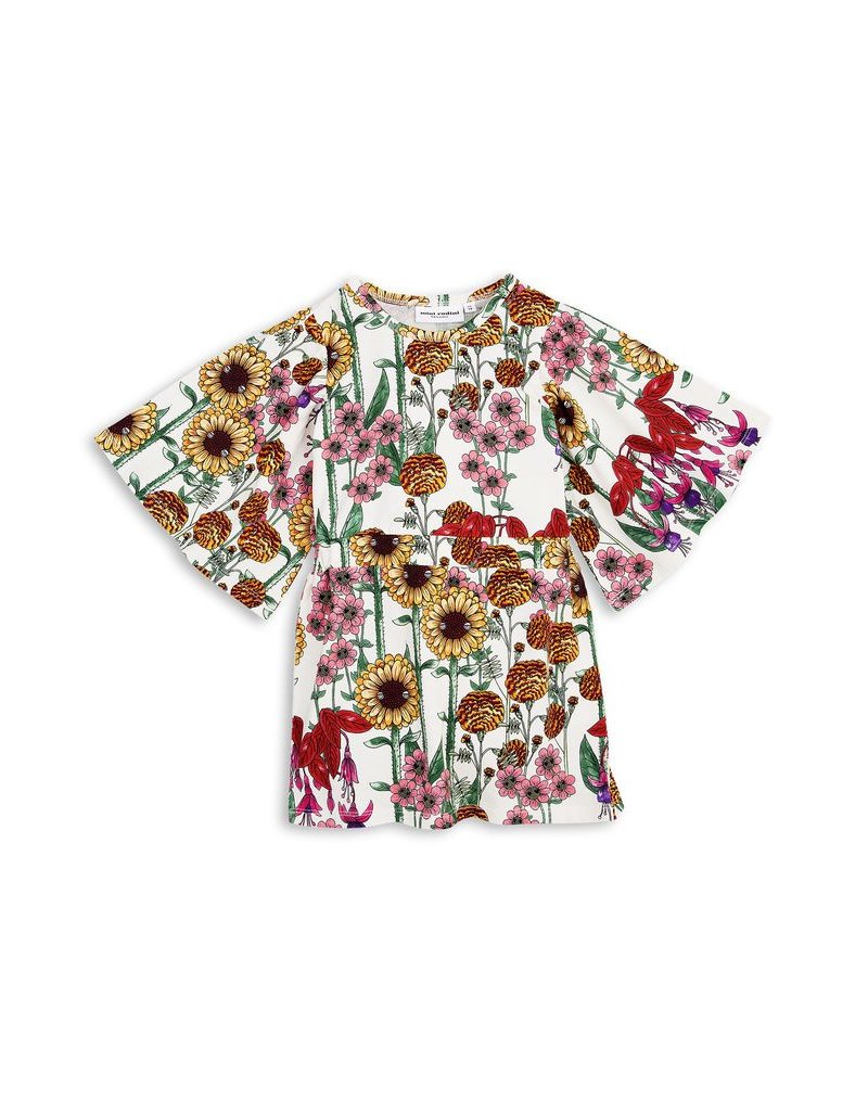 MiniRodini Mini Rodini, Garden kimono Dress