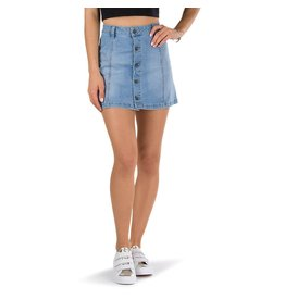 Vans Vans, Women's A-Line Denim Skirt