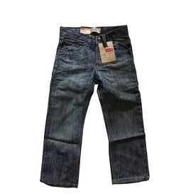 Levis LevisKids, Boys 514 Straight leg slim Fit Denim