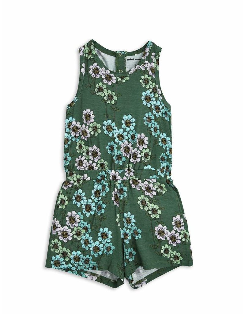MiniRodini Mini Rodini, Daisy Summersuit