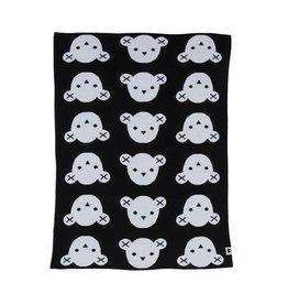 HuxBaby Hux Baby, 100% Organic Knit Blanket