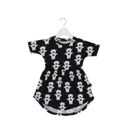 HuxBaby Hux Baby, Soldier Bear Swirl Dress
