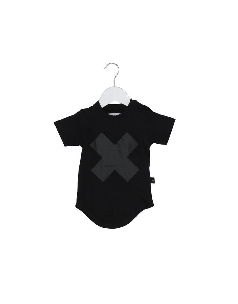 HuxBaby Hux Baby, Cross Drop Back T-Shirt