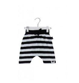 HuxBaby Hux Baby, Stripe Drop Crotch Shorts