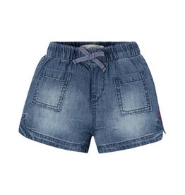 Levis Levis Kids, Infant Dolphin Shorty Short, Light Waters