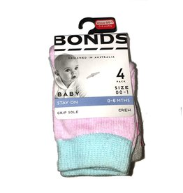 Bonds Bonds, Baby Stay-On Sock