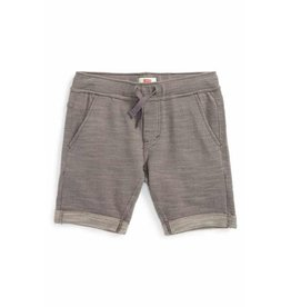 Levis Levis Kids, Athleisure Knit Short, Smoked Pearl, 4