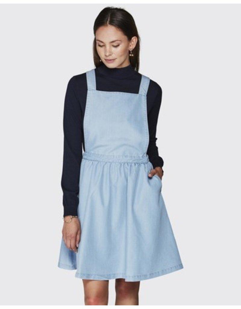 Minimum Minimum, Inger Dress, Light Blue