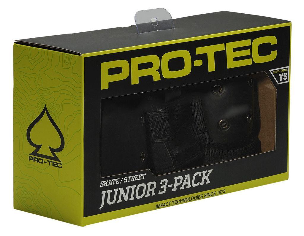 Protec Pro-Tec, Junior 3-Pack Pads