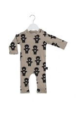 HuxBaby Hux Baby, Soldier Bears Long Romper