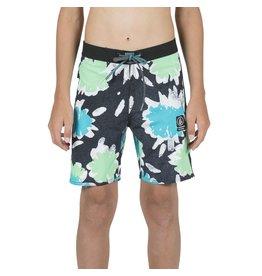 Volcom Volcom, Youth Bloom Aqua Boardshorts